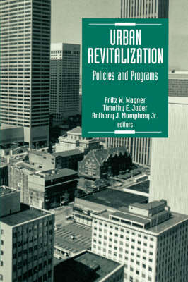 Urban Revitalization: Policies and Programs (Paperback)