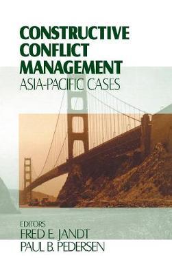 Constructive Conflict Management: Asia-Pacific Cases (Hardback)