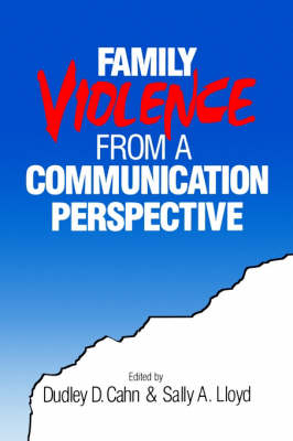 Family Violence from a Communication Perspective (Paperback)