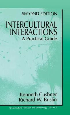 Intercultural Interactions: A Practical Guide - Cross Cultural Research and Methodology (Hardback)
