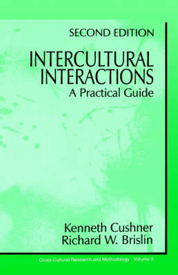 Intercultural Interactions: A Practical Guide - Cross Cultural Research and Methodology (Paperback)