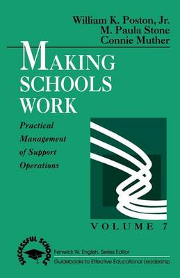 Making Schools Work - Successful Schools (Paperback)