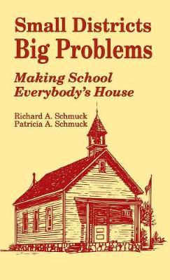 Small Districts, Big Problems: Making School Everybody's House (Hardback)