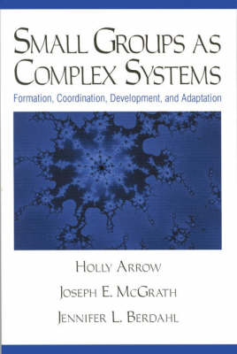 Small Groups as Complex Systems: Formation, Coordination, Development, and Adaptation (Paperback)
