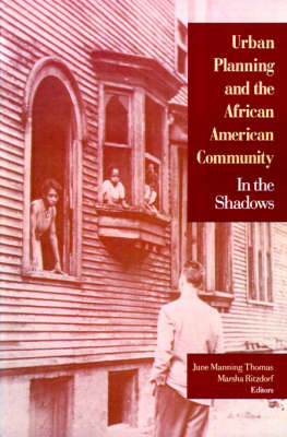 Urban Planning and the African-American Community: In the Shadows (Paperback)
