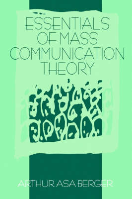 Essentials of Mass Communication Theory (Paperback)
