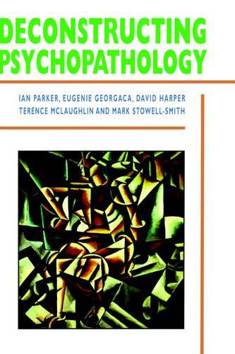Deconstructing Psychopathology (Hardback)