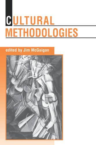 Cultural Methodologies (Paperback)