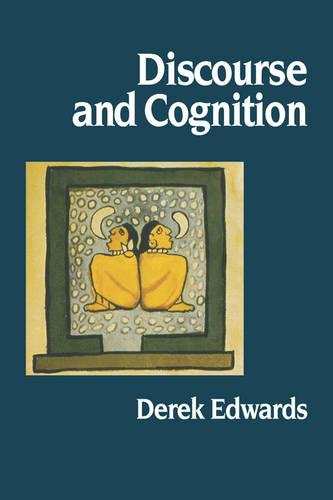 Discourse and Cognition (Paperback)
