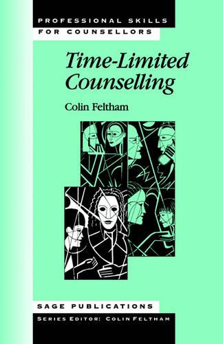 Time-Limited Counselling - Professional Skills for Counsellors Series (Paperback)