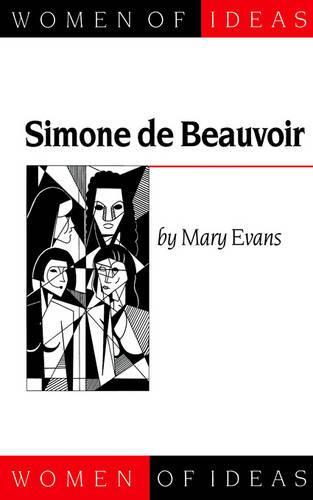 Simone de Beauvoir - Women of Ideas Series (Paperback)