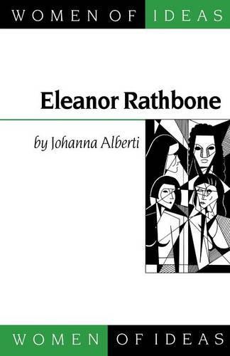 Eleanor Rathbone - Women of Ideas Series (Paperback)