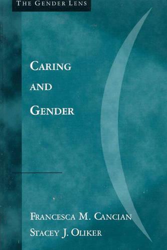 Caring and Gender - Gender Lens (Paperback)