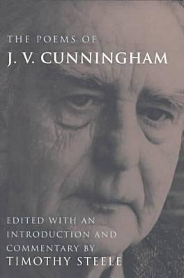Poems Of J.V. Cunningham (Paperback)