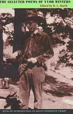 Selected Poems Of Yvor Winters (Hardback)