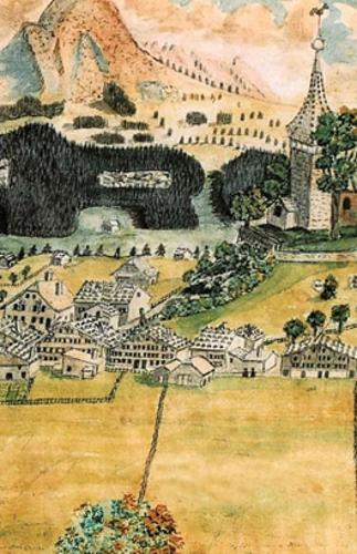 Switzerland: Village History (Paperback)