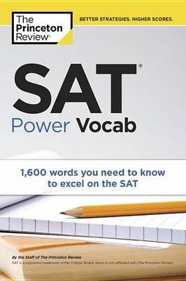 Sat Power Vocab (Paperback)