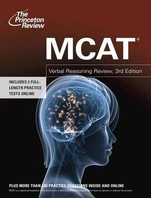 Mcat Critical Analysis And Reasoning Skills Review (Paperback)
