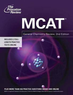 Mcat General Chemistry Review, 2Nd Edition (Paperback)