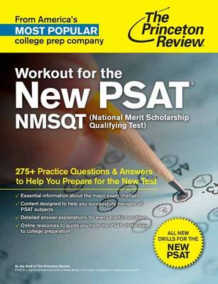 Workout For The New Psat (Paperback)