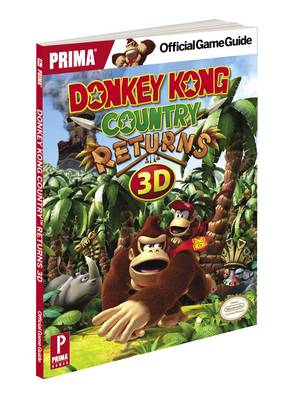 Donkey Kong Country Returns 3D: Prima's Official Game Guide (Paperback)