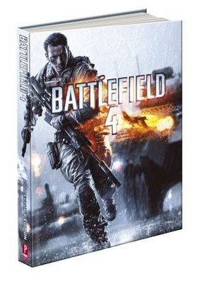 Battlefield 4 Collector's Edition: Prima's Official Game Guide (Hardback)