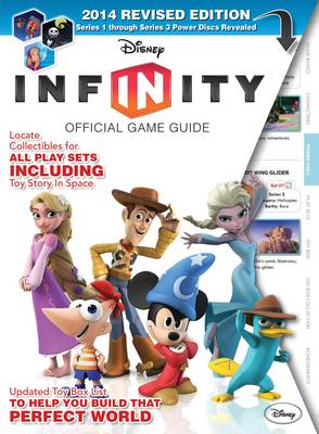 Disney Infinity 2014: Prima's Official Game Guide (Paperback)