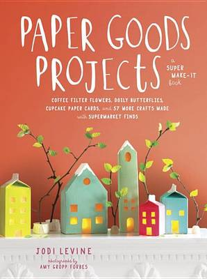 Paper Goods Projects (Paperback)