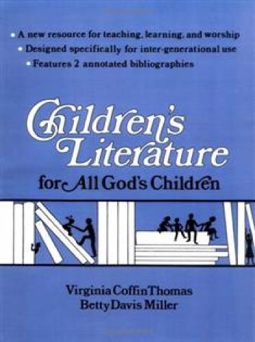 Children's Literature for All God's Children (Paperback)