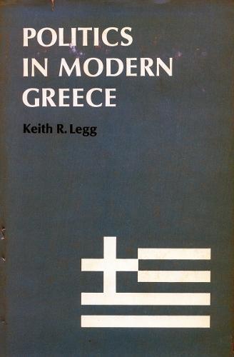 Politics in Modern Greece (Hardback)