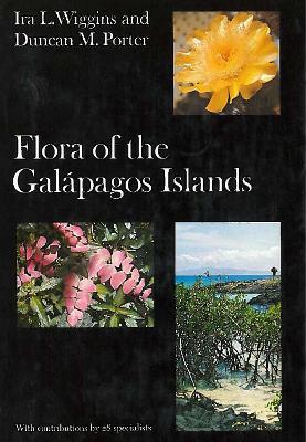 Flora of the Galapagos Islands (Hardback)