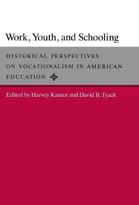Work, Youth, and Schooling: Historical Perspectives on Vocationalism in American Education (Hardback)