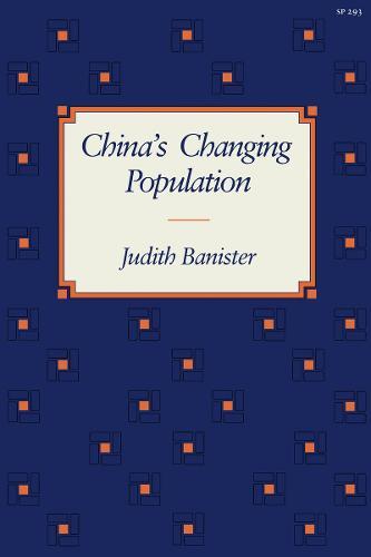 China's Changing Population (Paperback)