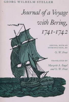 Journal of a Voyage with Bering, 1741-1742 (Paperback)