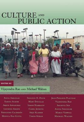 Culture and Public Action (Hardback)