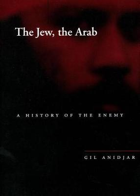 The Jew, the Arab: A History of the Enemy - Cultural Memory in the Present (Hardback)