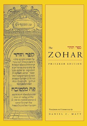 The Zohar: Pritzker Edition, Volume Two - The Zohar: Pritzker Edition (Hardback)