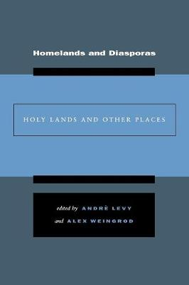 Homelands and Diasporas: Holy Lands and Other Places (Paperback)