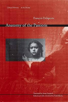 Anatomy of the Passions - Cultural Memory in the Present (Hardback)