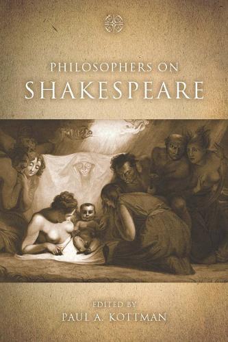 Philosophers on Shakespeare (Hardback)