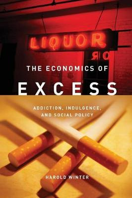 The Economics of Excess: Addiction, Indulgence, and Social Policy (Paperback)