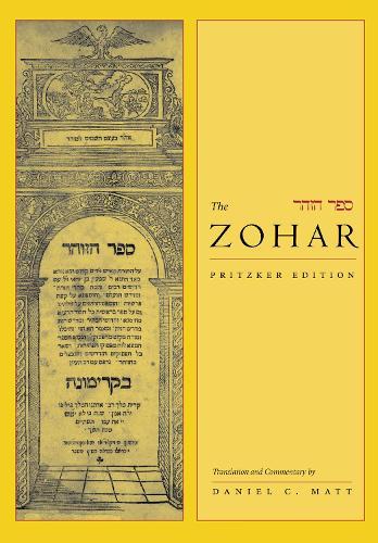 The Zohar: Pritzker Edition, Volume Five - The Zohar: Pritzker Edition (Hardback)