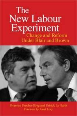 The New Labour Experiment: Change and Reform Under Blair and Brown (Paperback)