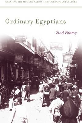 Ordinary Egyptians: Creating the Modern Nation through Popular Culture (Hardback)