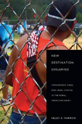 New Destination Dreaming: Immigration, Race, and Legal Status in the Rural American South (Hardback)