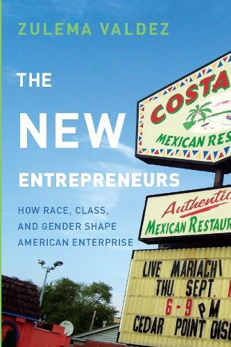 The New Entrepreneurs: How Race, Class, and Gender Shape American Enterprise (Hardback)