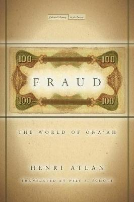 Fraud: The World of <I>Ona'ah</I> - Cultural Memory in the Present (Paperback)