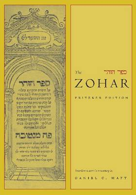 The Zohar: Pritzker Edition, Volume Eight - The Zohar: Pritzker Edition (Hardback)