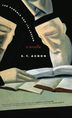 The Parable and Its Lesson: A Novella - Stanford Studies in Jewish History and Culture (Hardback)