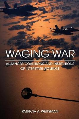 Waging War: Alliances, Coalitions, and Institutions of Interstate Violence (Paperback)